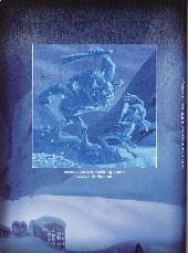 Verso de Astérix (Autres) - Aux origines d'Astérix et les vikings - Le code Goudurix