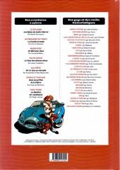 Verso de (Recueil) Spirou (Album du journal) -328- Spirou album du journal