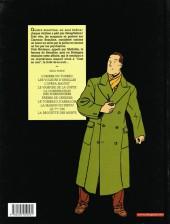 Verso de Dick Hérisson -10- La brouette des morts