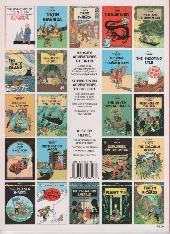 Verso de Tintin (The Adventures of) -7e2002- The Black Island