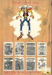 Verso de Lucky Luke -5b71- Lucky Luke contre Pat Poker