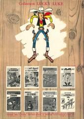 Verso de Lucky Luke -16b69- En remontant le Mississipi