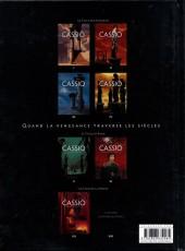 Verso de Cassio -7- Le Réveil d'une Déesse