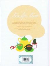 Verso de Tea for two -2- Les hommes légers sont parfois lourds