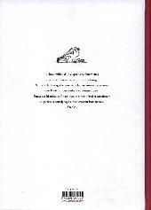 Verso de (AUT) Fred - Un magnéto dans l'assiette de Fred