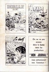 Verso de Brik (Mon journal) -30- La félonie du Maharajah