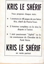 Verso de Brik (Mon journal) -37- La conjuration !..