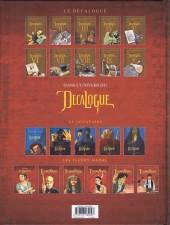 Verso de Le décalogue - Les Fleury-Nadal -6- Missak 2/2