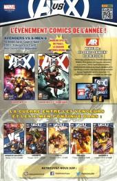 Verso de Spider-Man (Marvel France 3e série - 2012) -10- Alpha