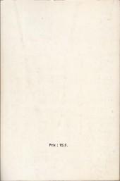 Verso de Strange -Rec060- Album N°60 (du n°179 au n°181)