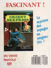 Verso de Com'X'Troupier (Novel Press) -4- Beyrouth mon amour