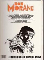 Verso de Bob Morane 3 (Lombard) -30a- Les guerriers de l'ombre jaune