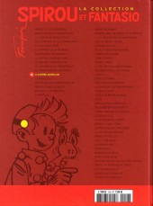 Verso de Spirou et Fantasio - La collection (Cobra) -12- Z comme Zorglub