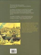 Verso de Là-bas (Sibran/Tronchet) -a- Là-bas