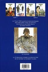 Verso de Airborne 44 -1a2012- Là où tombent les hommes