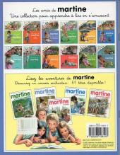 Verso de Martine - HS3- Martine et ses amis les animaux