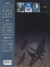 Verso de Lady Spitfire -3- Une pour tous et tous pour elle