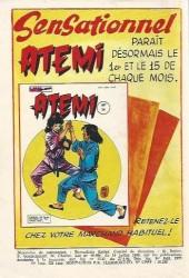 Verso de Akim (1re série) -430- Le peuple des falaises