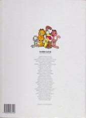 Verso de Garfield -10b1999- Tiens bon la rampe !
