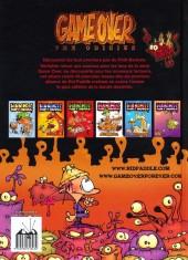 Verso de Game Over - The Origins
