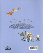 Verso de Zélie et Compagnie (2e série) -10- Au zénith