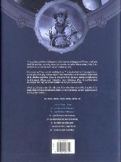 Verso de Lanfeust des Étoiles -INT1- Intégrale - Tomes 1 à 3
