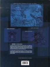 Verso de Les seigneurs de guerre -2- Vareck