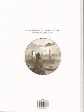 Verso de Hôtel Particulier (Sorel) - Hôtel Particulier