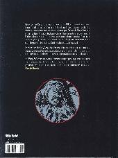 Verso de Johnny Red -1- L'Envol du Faucon