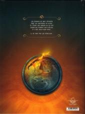 Verso de Nicodémus Red -1- Les Dragons d'Hillrude