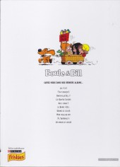 Verso de Boule et Bill -03- (Publicitaires) -34Purina- Un amour de cocker