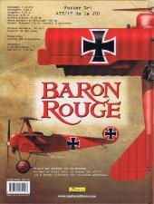 Verso de Baron Rouge (Puerta) -2- Pluie de Sang