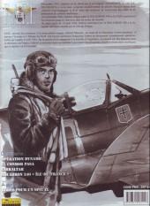 Verso de F.A.F.L Forces Aériennes Françaises Libres -4- Squadron 340