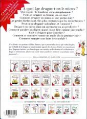 Verso de Le guide -7b03- Le guide de la drague