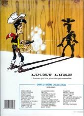 Verso de Lucky Luke -33d98- Le Pied-Tendre