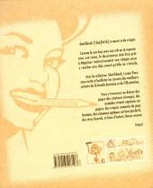 Verso de (AUT) Crisse -7a- Sketchbook Crisse