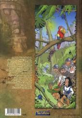 Verso de Lost conquistadores -1- La bible au trésor