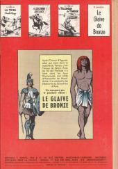 Verso de Les timour -3- Le talisman de Timour