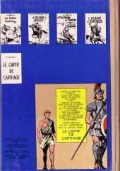 Verso de Les timour -4- Le glaive de bronze