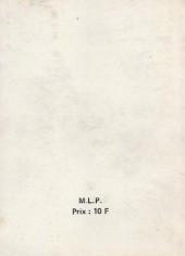 Verso de Capt'ain Swing! (1re série) -Rec060- Album N°60 (du n°210 au n°212)