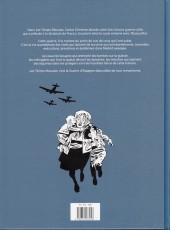 Verso de Les temps mauvais -1- Madrid 1936-1939