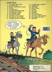Verso de Les tuniques Bleues -7c1986- Les bleus de la marine
