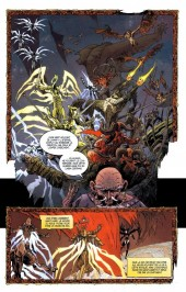 Verso de Diablo III -1- L'Epée de Justice