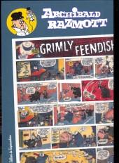Verso de Archibald Razmott -2- Archibald Razmott à force gonfle carrément le Sinistroreur