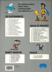 Verso de Les schtroumpfs -5b91- Les Schtroumpfs et le Cracoucass