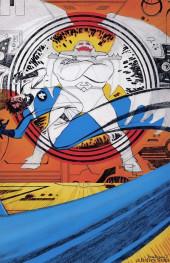 Verso de Marvel Fanfare Vol. 1 (Marvel - 1982) -2- (sans titre)