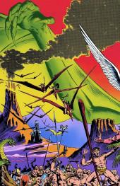 Verso de Marvel Fanfare Vol. 1 (Marvel - 1982) -3- (sans titre)