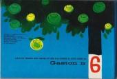 Verso de Gaston -5- Les gaffes d'un gars gonflé