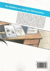 Verso de Cimoc - Les Dessous du manga -2- Vol. 2