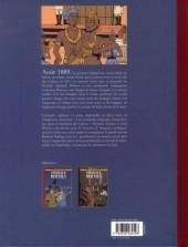 Verso de Sherlock Holmes (Les Archives secrètes de) -3- Les adorateurs de Kali